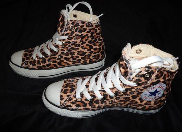 Bascheti dama panza animal print tenisi femei imprimeu leopard tigru