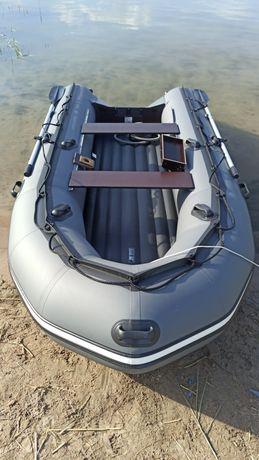 Apache 3500 нднд лодка премиум класса +коврик ева+накладки без мотора