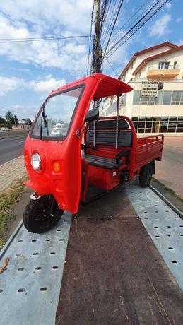 Triciclu electric 3900W, 60km autonomie, livrare gratis, fara permis