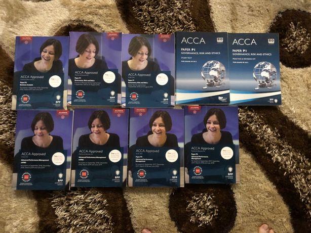 Carti ACCA, impecabile