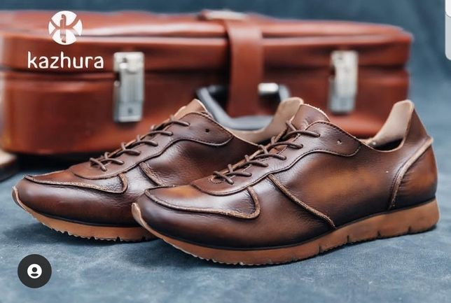 Супер обувь ручной работы KAZHURA