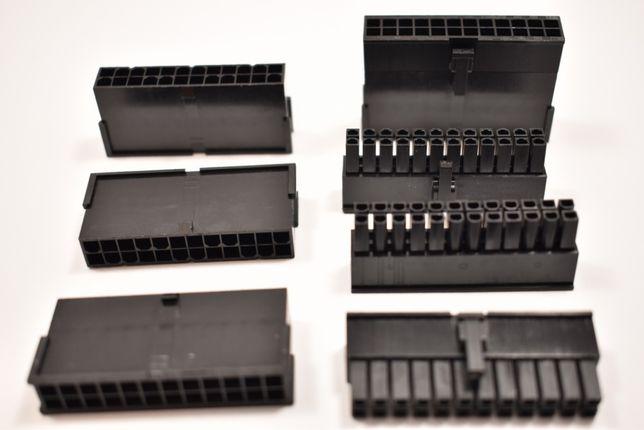 Conector ( mufa sursa PC) ATX / placa de baza 24 pini