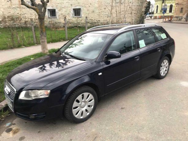 Audi A4 B7 1,9TDI 116CP