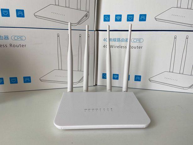 Новый роутер симка Wi-Fi модем алтел,билайн,актив,теле2 вайфай