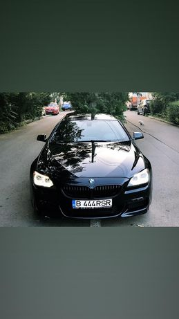 BMW 640 Grand Coupe X-drive