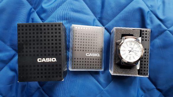 Продавам чисто нов Оригинален мъжки часовник Casio MTP-X100L-7A