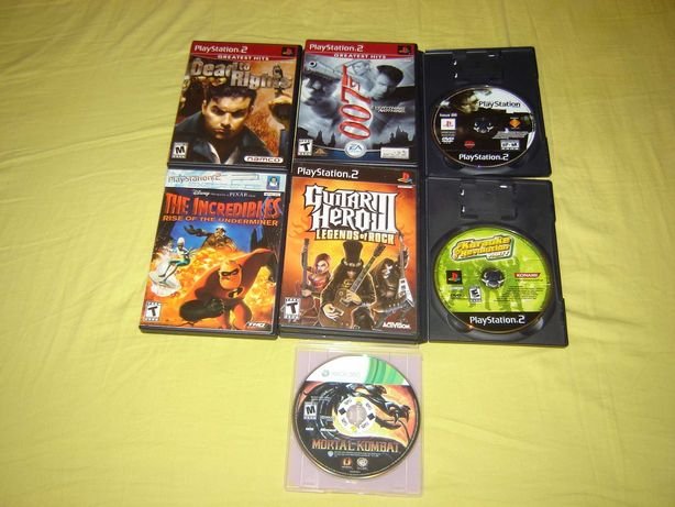 Jocuri PS 2 si Xbox 360 Originale NTSC USA