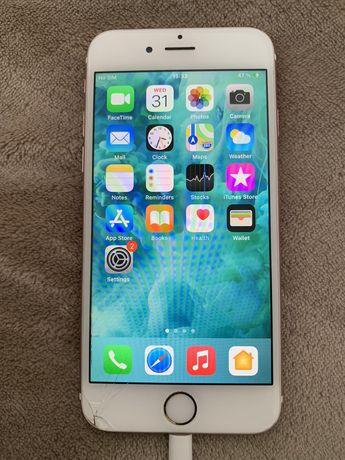 Iphone 6 s 64 gb Rose Gold