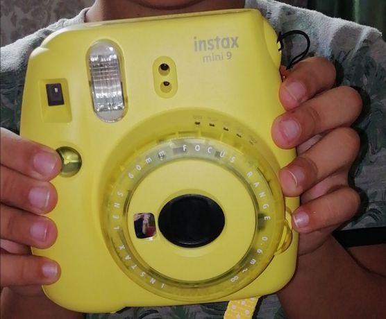 Продам инста - камеру новая срочно моментальное фото