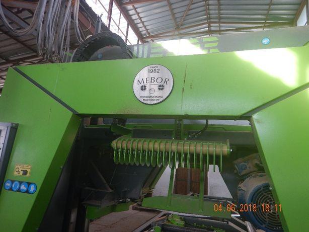 MEBOR HTZ 1200 Super-Profi Plus / Gater / Debitare Orizontala / Banzic