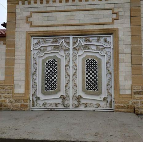 Ворота, решётки, двери, навесы, качели, перила, лестницы, и многое др.