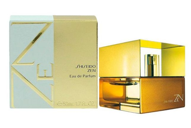 масляные духи shiseido zen