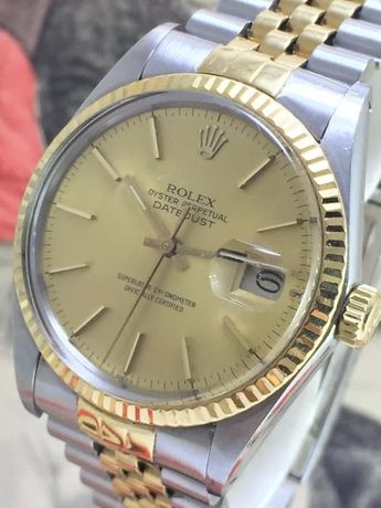 Rolex 16013 Gold & Steel Cal 3035 Stare Noua >Polishat Profesional