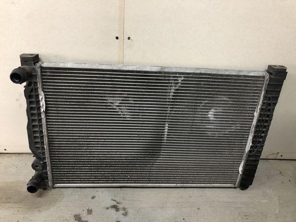 радиатор воден и климатичен skoda superb