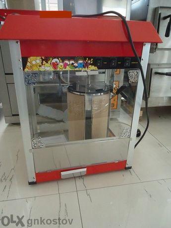 1.Пуканки машина за пуканки на ток депото за пуканките е със нагревате