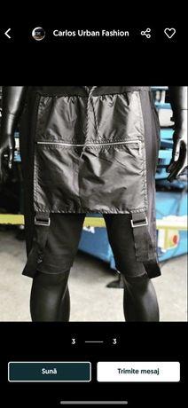 Pantaloni salopeta Tur lasat Vagabond fashion blck
