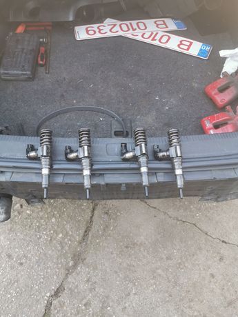 Injectoare vw 2.0 bkp euro 4 140 cp