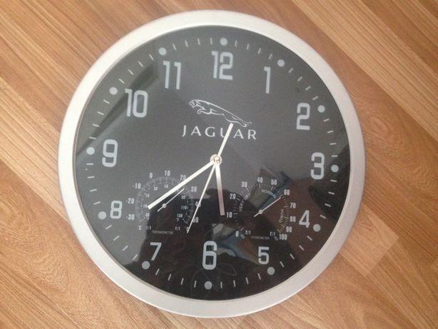 Ceas de perete cu termometru / higrometru, funcționează când vrea !