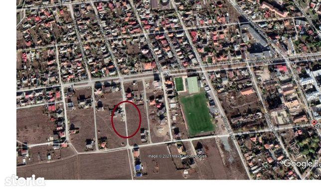 teren de vanzare Techirghiol zona Stadion