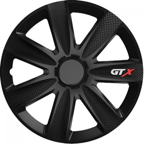 """Тасове за джанти 15\"""" Versaco Carbon GTX - Black. 31.99 лв."""
