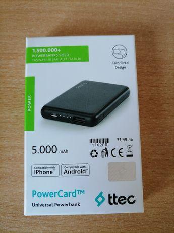 Батерия 5000 mAh ttec