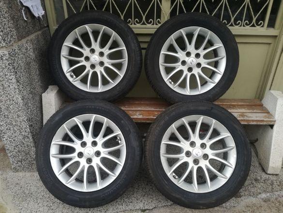 17-ки джанти с гуми от Хюндай / Hyundai Mazda Nissan Toyota Kia