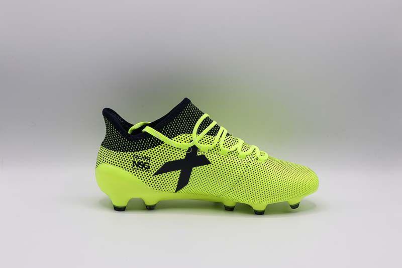 Ghete Fotbal Adidas X 17.1 FG PROFESIONALE Bucuresti - imagine 1