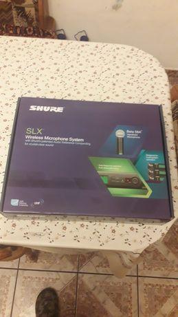 Microfon wireless shure beta slx 24 nou