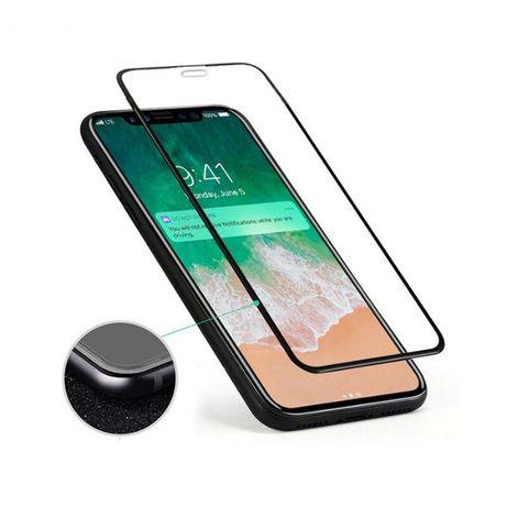 Стъклен протектор за iPhone X/XS iPhone 10 лепило по цялата повърност