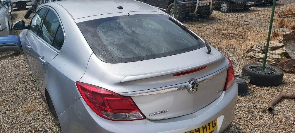 Капак багажник за Опел Инсигния / Opel Insignia