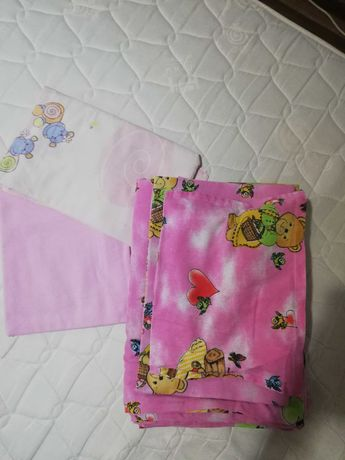 Чаршафи за бебешко легло