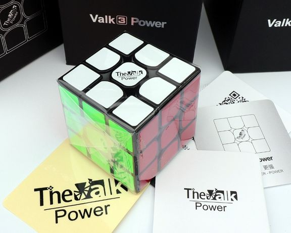 Valk 3 Power -Cub Rubik 3x3x3