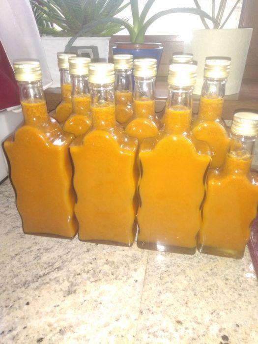 Sirop de cătină cu miere presat la rece Valea Cricovului - imagine 1