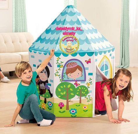 Игровой центр-домик «Домик Принцессы» со скидкой со склада