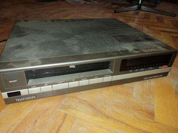 Video recorder Telefunken 2925