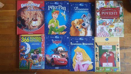 Colectia Disney Tezaurul cu povești 366 Povești  Minunate