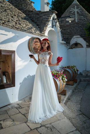 Сватбена рокля...