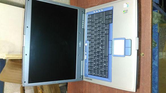 Dell Inspiron 8500 - на части