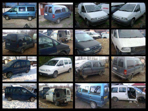 Dezmembrez Peugeot Expert , Citroen Jumpy , Fiat Scudo 1996-2014