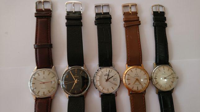 Colecția ceasuri omega, atlantic,doxa,glashutte,certina, longines