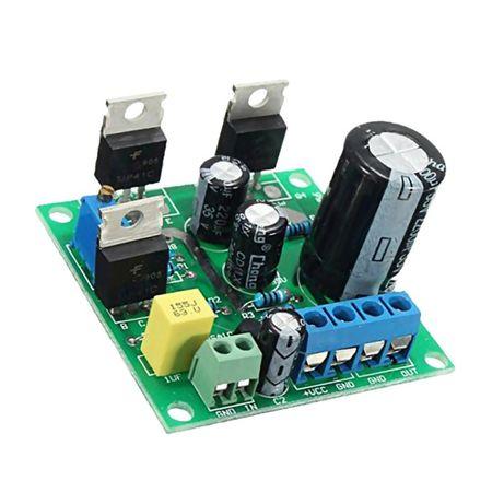 Amplificator audio mini 1969 cu tip41c