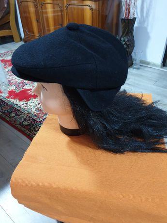 Șapcă cu protecție pentru urechi, ideala pentru sezonul rece unisex ;