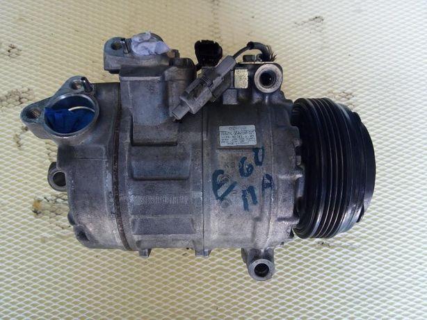 Compresor AC Aer Conditionat BMW 530 E60 , E90 cod DENSO 447260-3211