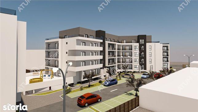 Apartament cu 2 camere decomandate de vanzare in Sibiu zona Piata Cluj