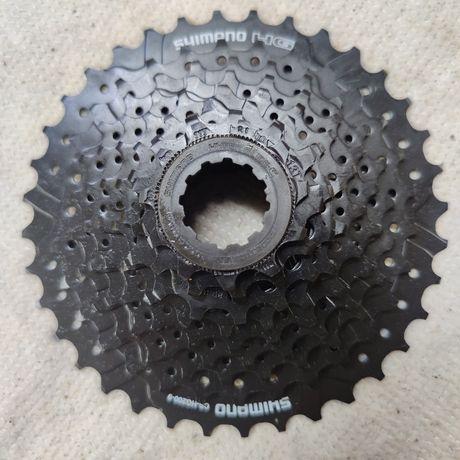 Кассета Shimano для велосипеда 9 скоростей 11-36