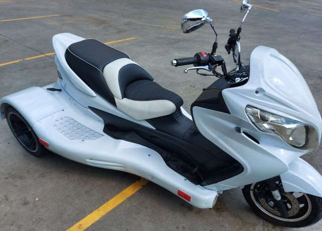 ATV KXD Nitro VIP Trike JLA-925E