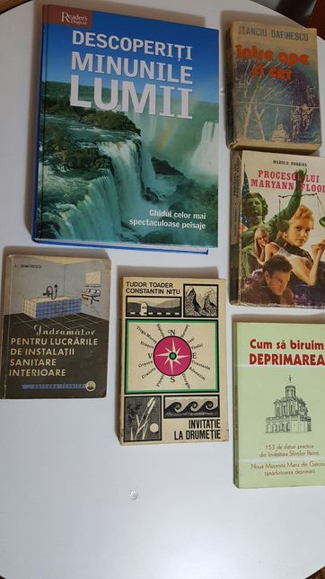 Cărți vechi diverse/Teste auto/Reader's Digest