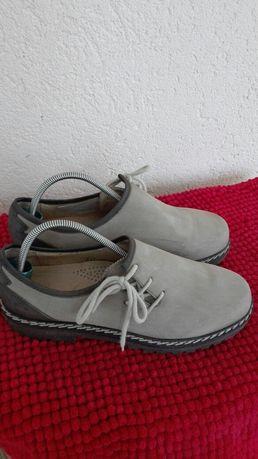 Pantofi piele nr 39 Roccio