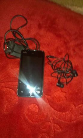 "Telefon Wiko Sunny True Black 4""inchi,Dual Sim,8Gb,512Mb,slot SD"