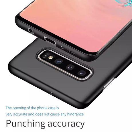 Ултра тънък Матов кейс Thin Fit за Samsung Galaxy S10 / S10+ / S10e